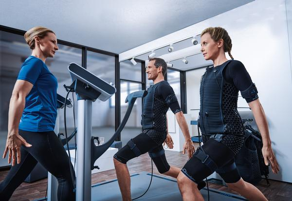 Why you need to add an EMS device to your workout plan.