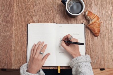 Food Diaries – and how they can help you with your goals